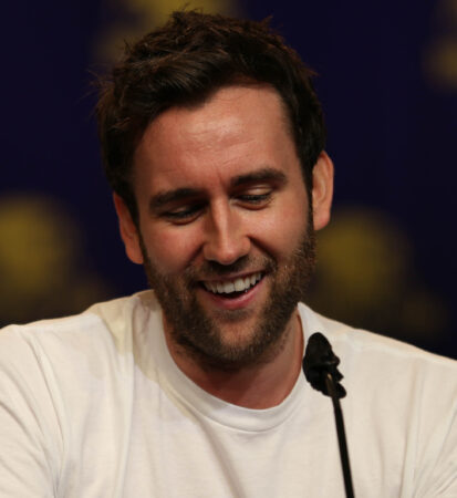 Matthew Lewis, who played Neville Longbottom in the Harry Potter series