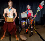 Winners of the Muscle Nerd Showdown