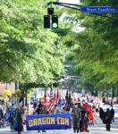 Dragon Con Parade Hits Peachtree Again