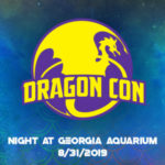 Dragon Con Aquarium Logo