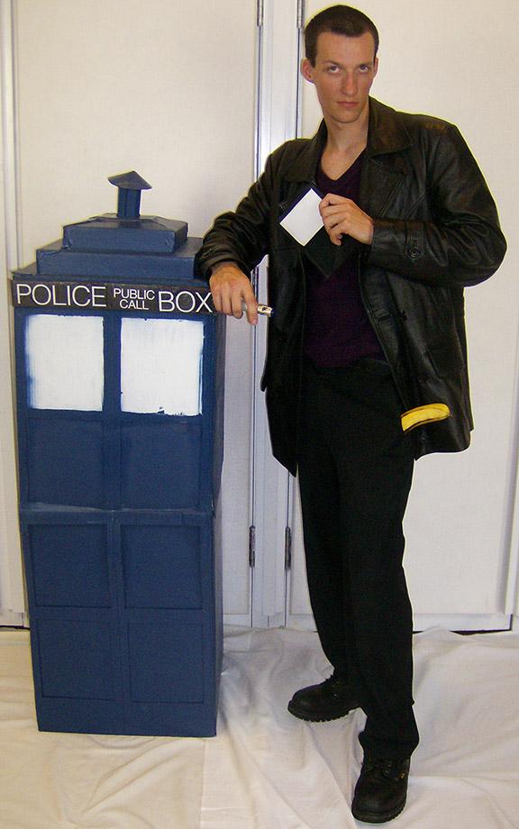 Best Doctor Who: Joshua Blumenshein