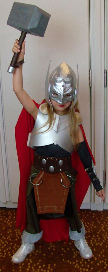 Best Superhero Child: Catherine Williams