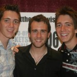 An Interview with Neville and the Weasley Twins