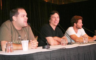 Battlestar Galactica Panel