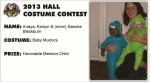2013 Hall Costume Contest