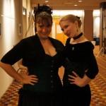 Alethea and Leanna