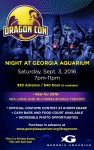 Dragon Con Night at the Georgia Aquarium