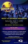 Dragon Con Night at the Georgia Aquarium