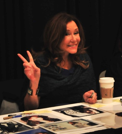 Mary McDonnell dragoncon 2014