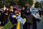 Dragon Con Annual Parade Delights Participants and Observers Alike