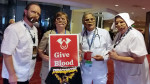 Dragon Con Blood Drive Recruits Staff from Eye of the Beholder, LLC