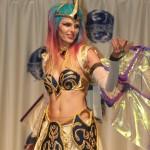 Comic book Babes Costume Contest