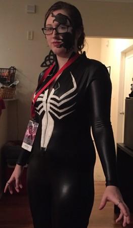 Cosplay_Venom