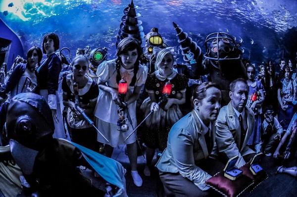 aquarium 1 by Sam Harris