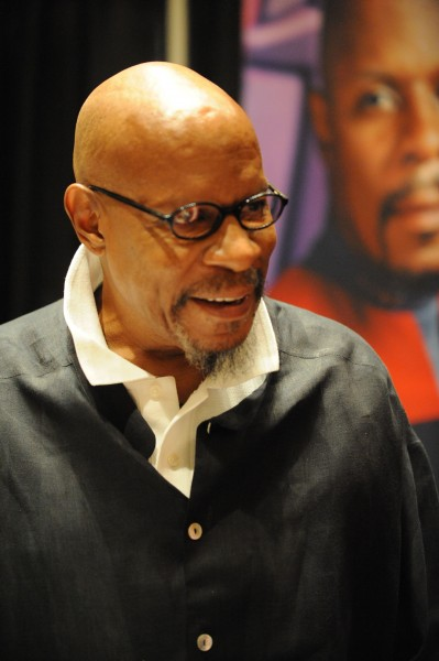 Avery Brooks at Dragon Con - photo by Fong Dong
