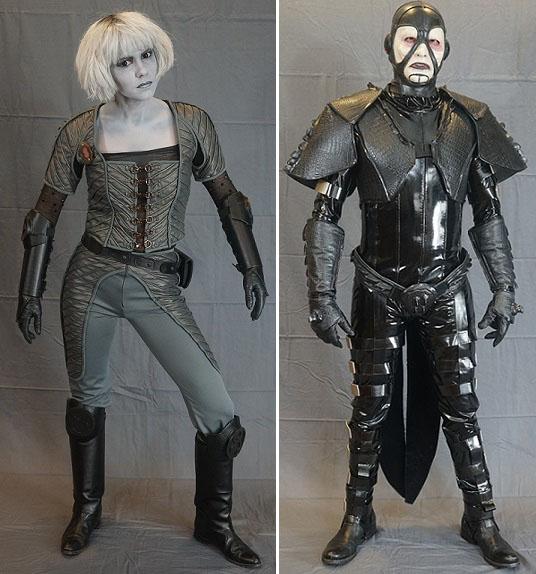 Best Sci-Fi: Kate Blankenship and John MacDonald