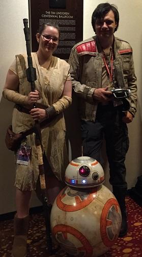Best Star Wars: Jennifer Paulsen