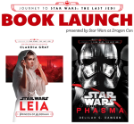 Launching into Hyperspace: A Star Wars Book Launch