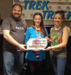 Trek Track MyCorder Digital Scavenger Hunt Winner