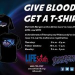 Give Blood at Dragon Con, Get a Free T-shirt!