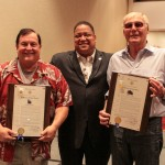 Atlanta City Council Proclaims Adam West and Burt Ward (Batman & Robin) Day