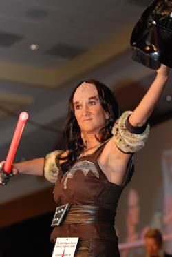 Miss Klingon Empire 2009