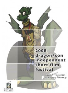 DCIFF 2008 Poster