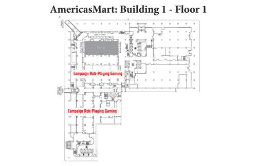 Americasmart - Bldg1Fl1