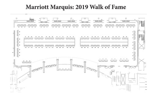 Marriot-Walk of Fame